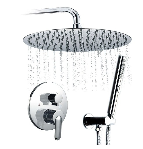 STARBATH SS02Y Rain Shower Set